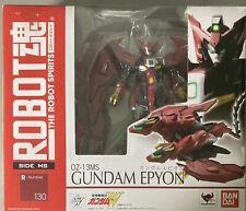 Bandai Robot Spirit Damashii Transforming Mobile Suit Gundam Epyon Action Figure