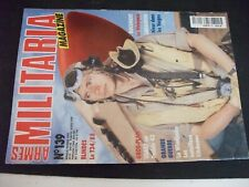 **ch Armes Militaria n°139 T34/85  / Les bataillons Kitchener / Le Wehrpass