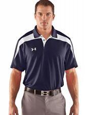 Under Armour Men's Clutch II Heatgear Sideline Polo Shirt Sz2XL NEW 1233727-410