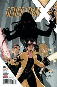 Generation X #3 Comic 2017 - Marvel Comics 1st Print - X-Men Mutants Jubilee