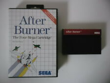AFTER BURNER - SEGA MASTER SYSTEM
