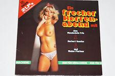 MONDSCHEIN TRIO / H. DENTLER / W. PLATTNER -Ein Frecher Herrenabend- 2xLP Nude