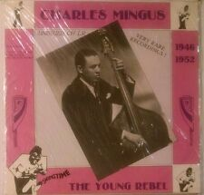 CHARLES MINGUS The Young Rebel LP Unissued on LP 1946-52 Mint Sealed Jazz~Blues