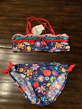 TUC TUC - Girls Bathing Suit. Size 12 (144cm).