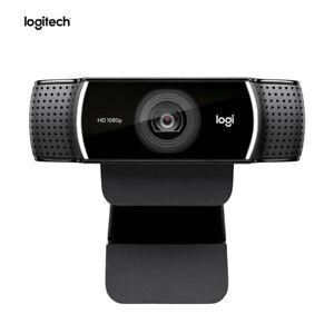 Logitech C922 HD Pro Stream Webcam With Mic Full HD 1080P Video Auto Focus 14MP