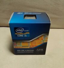 Intel Core i5-3570K Quad-Core Processor 3.4 GHz 4 Core LGA 1155, BX80637I53570K
