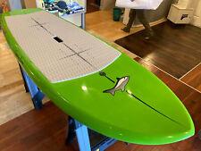 "JIMMY LEWIS 6'11"" X 29"" FLYING V HYDROFOIL FOIL SUP WINGFOIL  129L"