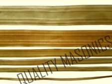 More details for gold  metal braid lace for army, military, navy, uniform, costume, fancy dresses