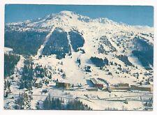 les arcs  arc pierre blanche  vue panoramique  aérienne de la station