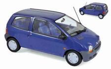 NOREV COLLECTORS 1:18 AUTO DIE CAST RENAULT TWINGO 1993 BLU OLTREMARE ART 185291