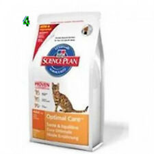 HILL'S FELINE ADULT OPTIMAL CARE 10 KG PER GATTI ADULTI GUSTO POLLO CHICKEN