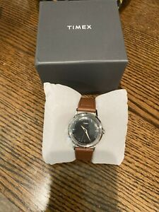 Japan only - Timex Marlin Black California Dial Watch - New! Sealed!