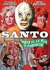 Santo Contra la Hija de Frankenstein (DVD, 2014) - Spanish