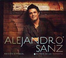 El Tren de los Momentos [CD/DVD] by Alejandro Sanz (CD, Jun-2007, 2 Discs, Warn