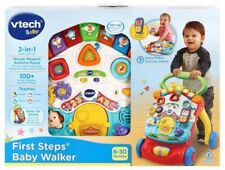 NEW First Steps Baby Walker Yellow from Mr Toys