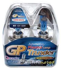 GP Thunder™ 7500K H7 Super White Light Bulbs For Headlamp Fog BMW Mecedez Honda
