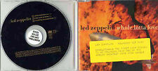 LED ZEPPELIN CD Whole Lotta Love 1997 UK DJ PROMO 3 Trk New STICKERED Jewel Case