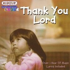 New, sealed , Thank You Lord by Inspirational Kids CD, Mar-2004, Kidzup