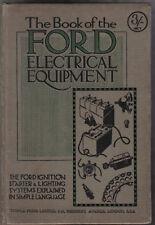 Ford Modelo T Alquiler De Equipos Eléctricos-Starter, Iluminación & los sistemas de encendido