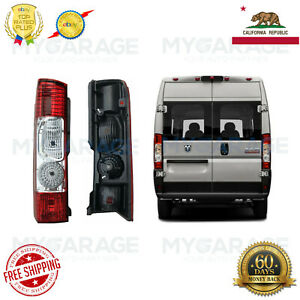 Rear Tail Light Tail Lamp for 2014 2020 RAM Promaster 1500 2500 Left Driver Side