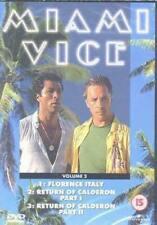 Miami Vice: Volume 2 - No Exit/Return Of Calderon Part (DVD) (2001) Don Johnson