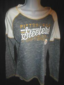 Pittsburgh Steelers Women's NFL Team Apparel Shirt