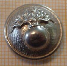 B1- bouton militaire gendarmerie D 16 mm alu