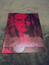 Rare Kylie Minogue 'For You, For Me' Usa Tour Progam 2009