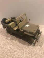 GI JOE WILLYS JEEP Windshield - New 3D Printed Parts