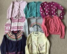 Girls Age 4-5 Large Cardigan  Bundle Mini Club, George