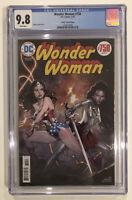 Wonder Woman #750 CGC 9.8 Olivier Coipel 1970s variant 2020