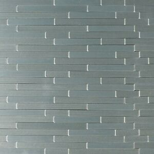 MSI Silverina Interlocking Peel & Stick 12 in. x 11 in. Metal Mosaic Tile 4-Pack