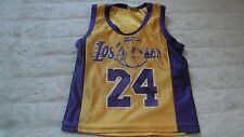 LOS ANGELES KIDS BASKETBALL SHIRT 24 AGE 1 YEAR MUST L@@K!!!