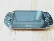 Sony PlayStation PS Vita PCH-1001 OLED Screen Console only Piano Black