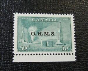 nystamps Canada Official Stamp # O11 Mint OG NH $45   M5x1974