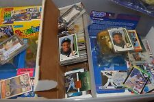 LARGE KEN GRIFFEY JR. CARD & MEMORABILIA COLLECTION!!! MUST SEE!!!