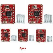 5Pcs A4988 Stepper Motor Driver Module 3D Printer Polulu RAMPS RepRap