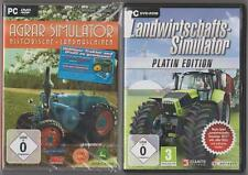 Landwirtschafts Simulator 2011 Platin + Agrar Historische Landmaschinen PC