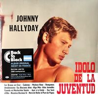 Johnny Hallyday ‎LP El Idolo de la Juventud - Limited Edition - France (M/M -