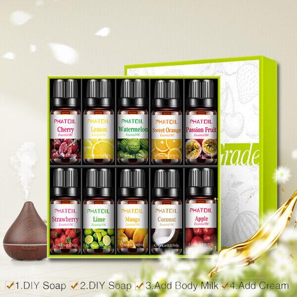 PHATOIL Pure Essential Oils
