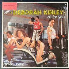 """Deborah Kinley – All For You (Vinyl, 12"""", MAXI 45 TOURS)"""