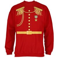 Prince Charming Costume Red Adult Sweatshirt