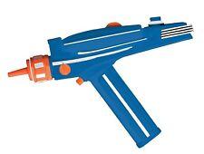 Star Trek Phaser Original Series Blue Toy Ray Gun Halloween Costume Accessory