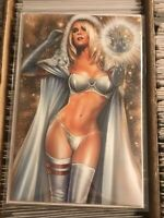 NOTTI & NYCE WINTER SPECIAL 2020 MONTE MOORE VIRGIN VARIANT COVER ltd 100 HTF