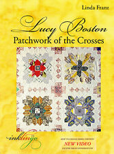 Lucy Boston - Patchwork of the Crosses - pattern and technique book