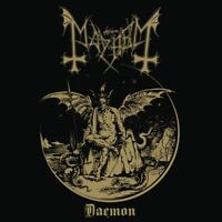 MAYHEM - DAEMON  LIMITED SLIPCASE++ CD NEW