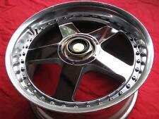 Mazdaspeed MS-01LM wheel single 18x9 5x114.3 - JDM Rays SSR RARE Mazda Volk RX7