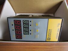 Pyro Controle STATOP 4896 PID Temperature Controller 2 Output 90-260Vac P4198609