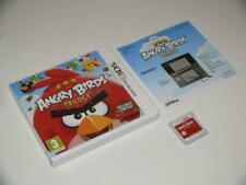 Nintendo 3DS ~ Angry Birds Trilogy ~ PAL ~ Boxed