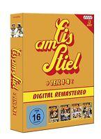 EIS AM STIEL TEIL 1-4 JUMBO AMARAY - DIGITAL REMASTERED 4 DVD NEUF